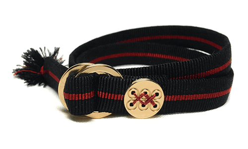Samurai Cord 侍コードBlack Red Pine Needle