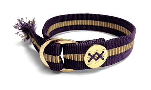 Samurai Cord 侍コード Dark Purple Ladder
