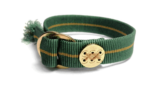 Samurai Cord 侍コード Green Gold Pine Needle