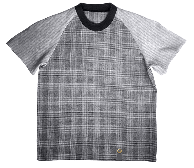 Autumn Tee Earl Grey Shirt