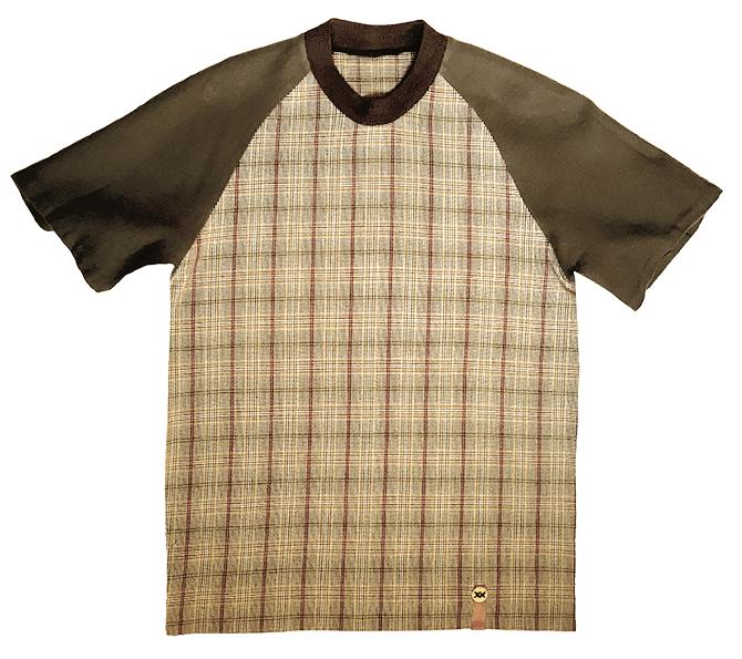 Autumn Tee Marsala Chai Shirt