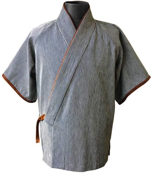 Hickory Denim Jinbei Street Fatigues